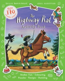 The Highway Rat Activity Book, Paperback / softback Book