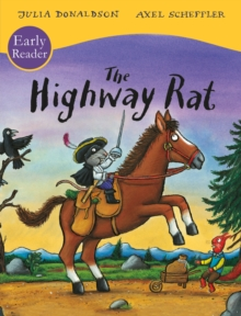 The Highway Rat Early Reader, Paperback Book