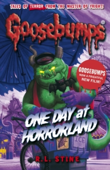 One Day at Horrorland, Paperback Book