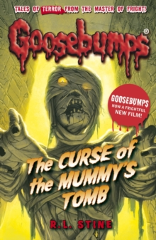 The Curse of the Mummy's Tomb, Paperback Book