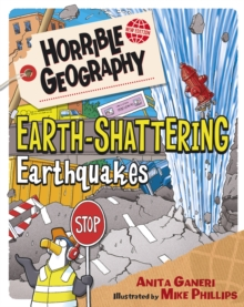 Earth-Shattering Earthquakes, Paperback / softback Book