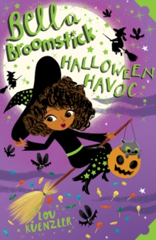 Bella Broomstick: Halloween Havoc, Paperback Book