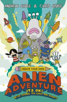 Create Your Own Alien Adventure, Paperback Book