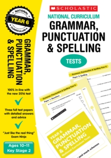 Grammar, Punctuation and Spelling Test - Year 6, Paperback / softback Book