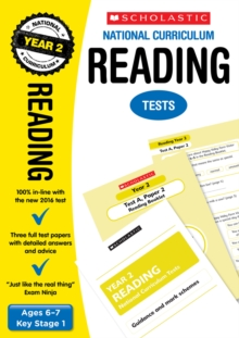 Reading Tests (Year 2), Paperback Book