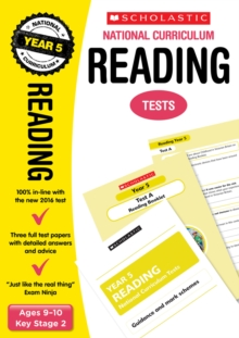 Reading Test - Year 5, Paperback / softback Book