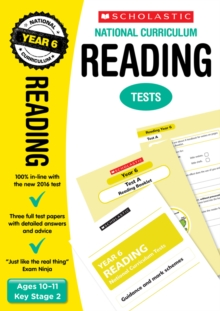 Reading Test - Year 6, Paperback / softback Book