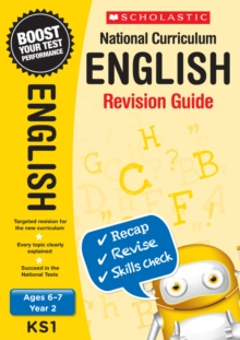 English Revision Guide - Year 2, Paperback / softback Book