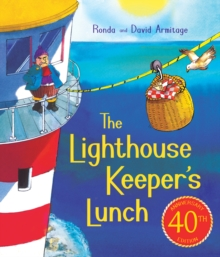 The Lighthouse Keeper's Lunch (40th Anniversary Ed    ition), Paperback Book