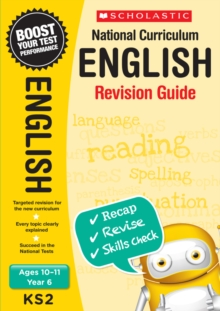 English Revision Guide - Year 6, Paperback / softback Book