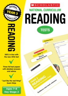 Reading Test - Year 3, Paperback / softback Book