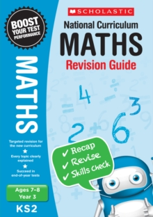 Maths Revision Guide - Year 3, Paperback / softback Book