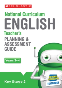 English Planning and Assessment Guide (Years 3-4), Mixed media product Book