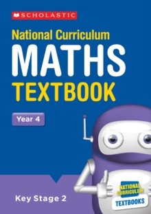 Maths Textbook (Year 4), Paperback Book