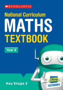 Maths Textbook (Year 6), Paperback / softback Book