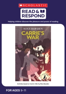 Carrie's War, Mixed media product Book