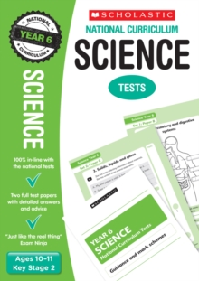 Science Test (Year 6), Paperback / softback Book