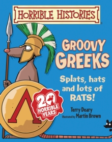 Horrible Histories : Groovy Greeks (New Edition), EPUB eBook