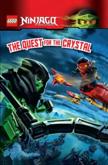 The Quest for the Crystal, Hardback Book