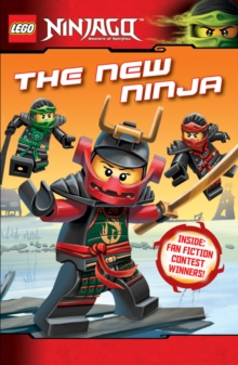 The New Ninja, Paperback Book