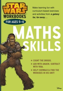 Star Wars Workbooks: Maths Skills   Ages 5-6, Paperback / softback Book