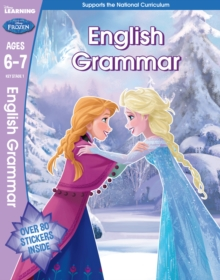 Frozen - English Grammar (Year 2, Ages 6-7), Paperback / softback Book