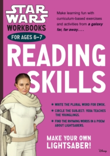 Star Wars Workbooks: Reading Skills - Ages 6-7, Paperback Book