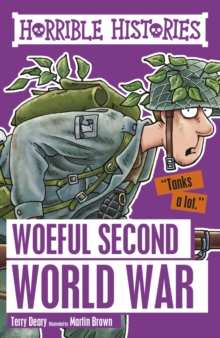 Woeful Second World War, Paperback / softback Book