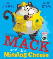 Mack and the Missing Cheese, Paperback / softback Book