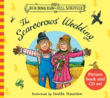 The Scarecrows' Wedding, Mixed media product Book