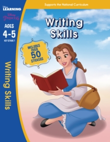 Princess: Writing Skills (Ages 4-5), Paperback Book