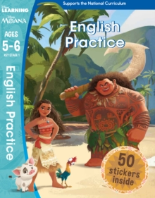 Moana - English Practice (Ages 5-6), Paperback Book