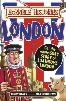 Gruesome Guides: London, Paperback / softback Book