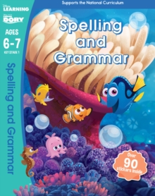 Finding Dory - Spelling and Grammar, Ages 6-7, Paperback Book