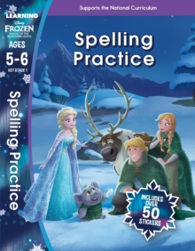 Frozen Magic of the Northern Lights: Spelling (Ages 5-6), Paperback Book