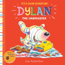 Dylan the Shopkeeper, Hardback Book