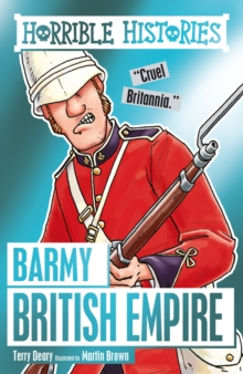 Barmy British Empire, Paperback Book