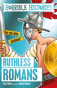 Ruthless Romans, Paperback Book