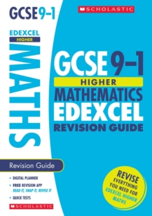 Maths Higher Revision Guide for Edexcel, Paperback Book