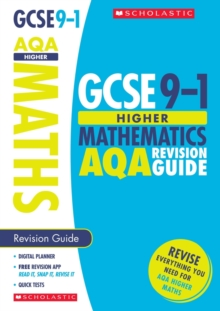 Maths Higher Revision Guide for AQA, Paperback Book