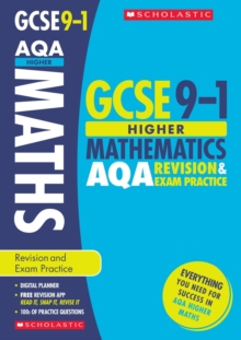 Maths Higher Revision and Exam Practice Book for AQA, Paperback Book