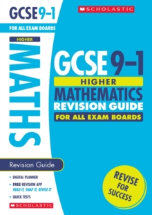 Maths Higher Revision Guide for All Boards, Paperback Book