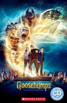 Goosebumps, Mixed media product Book