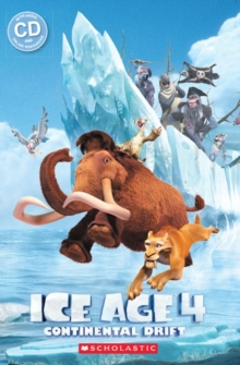 Ice Age 4: Continental Drift, Mixed media product Book