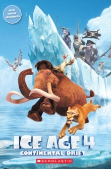 Ice Age 4: Continental Drift, Paperback / softback Book