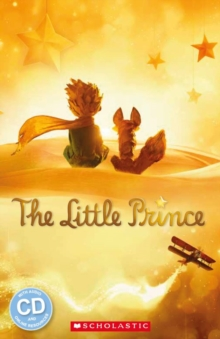 The Little Prince, Mixed media product Book