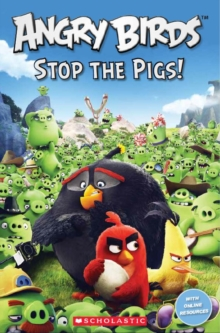 Angry Birds: Stop the Pigs!, Paperback / softback Book
