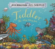 Tiddler Gift-Ed, Board book Book