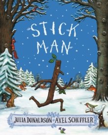 Stick Man, Paperback Book