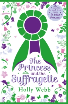 The Princess and the Suffragette, Hardback Book